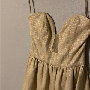 karen zambos vintage dress